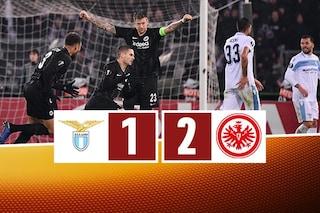 Lazio, Correa non basta: sconfitta indolore contro l'Eintracht