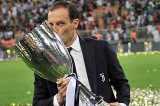 Max Allegri in doppia cifra: a Jeddah il decimo titolo con la Juventus