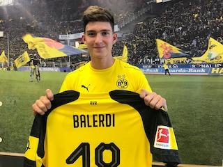 Calciomercato, ufficiale: il Borussia Dortmund acquista Leonardo Balerdi del Boca