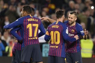 """Dembélé-Messi: Barça ai quarti di Copa del Rey in attesa della pronuncia sul """"caso Chumi"""""""