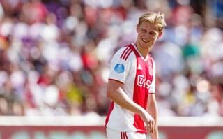 Calciomercato, ultime news, Frankie de Jong dell'Ajax: no al Barcellona, firma con il PSG