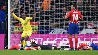 Copa del Rey, Atletico Madrid eliminato dall'ex Roma Doumbia. Real e Siviglia ai quarti