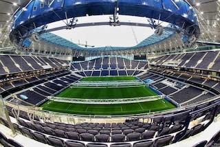"""Tottenham, slitta ancora il debutto del nuovo stadio: """"Ci scusiamo con i nostri tifosi"""""""