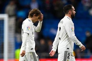 Real Madrid, mai così male da 20 anni a questa parte: sono già dieci le sconfitte stagionali