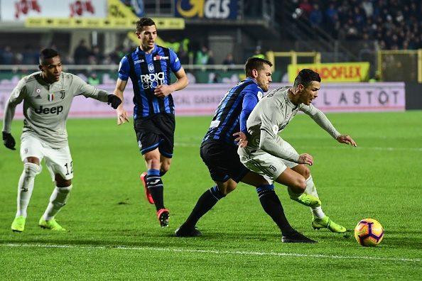 Atalanta - Juve, il calciatore perde il bambino: