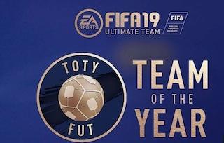 FIFA 19 Ultimate Team, ecco il Team Of The Year con CR7 e Leo Messi
