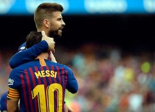 Leo Messi e Cesc Fabregas con Piqué all'Andorra, saranno azionisti del club