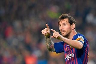 Leo Messi, ecco quali sono i record che potrebbe battere nel 2019 con il Barcellona