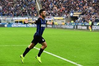 """Inter, Politano: """"Sono stato ad un passo dal Napoli. Sogno una finale di Europa League contro Sarri"""""""
