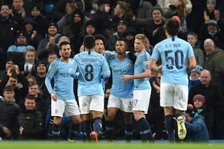 Carabao Cup, Manchester City esagerato: 9-0 al Burton, poker di Gabriel Jesus