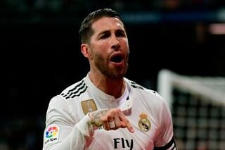 Sei bomber che in Europa segnano meno di Sergio Ramos