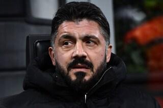 """Milan, Gattuso: """"Piatek come Tomasson, e tra pochi giorni tornano Biglia e Caldara"""""""