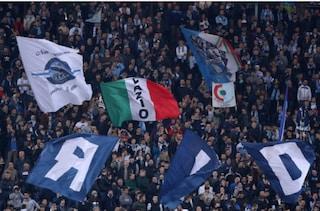 Cori razzisti e antisemiti durante Lazio-Novara di Coppa Italia