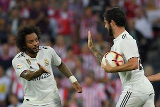 Calciomercato Real Madrid, ultime notizie sulle trattative: Isco e Marcelo
