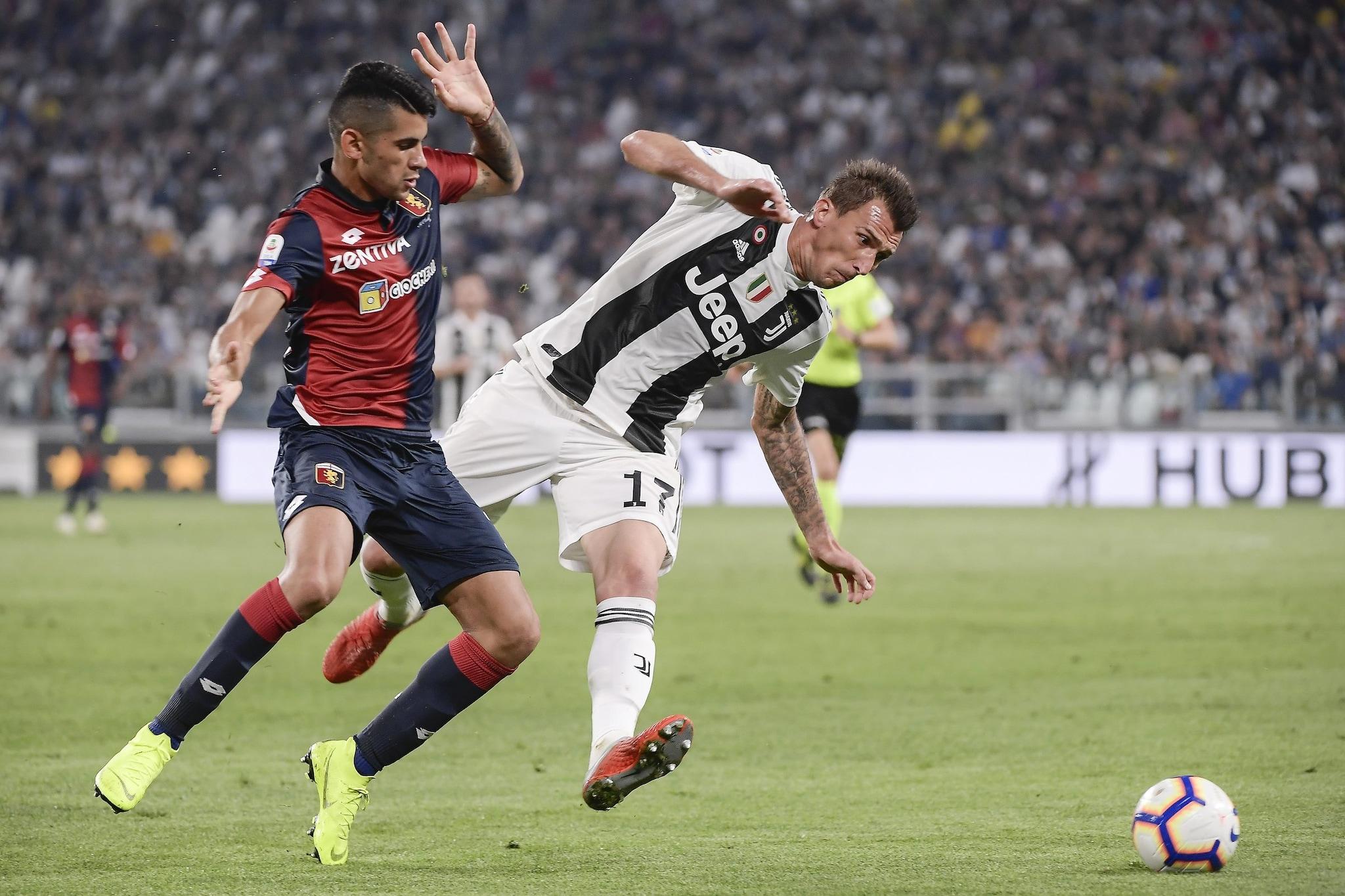 L'argentino è un obiettivo della Juventus.