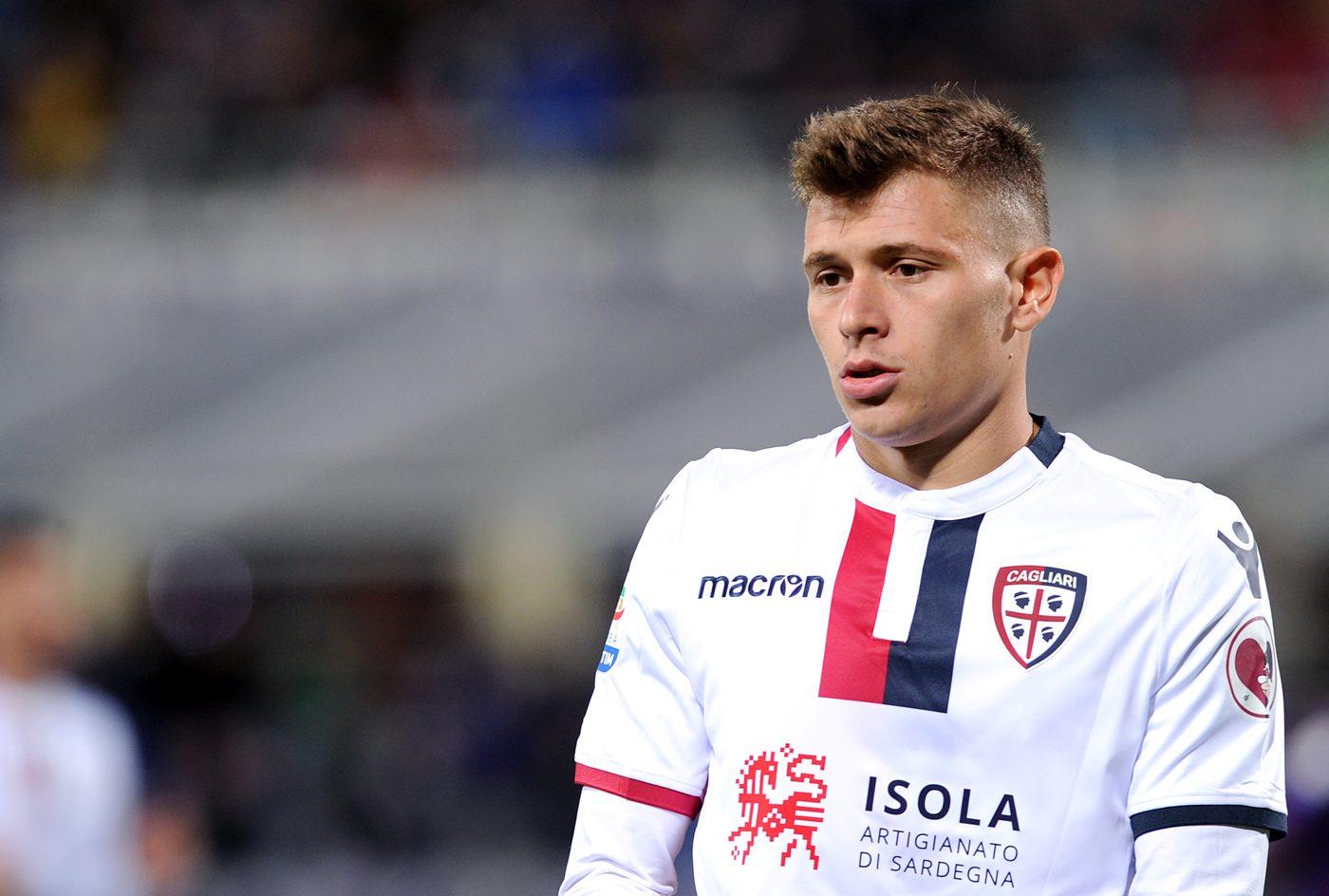 Niccolò Barella, talento emergente a Cagliari
