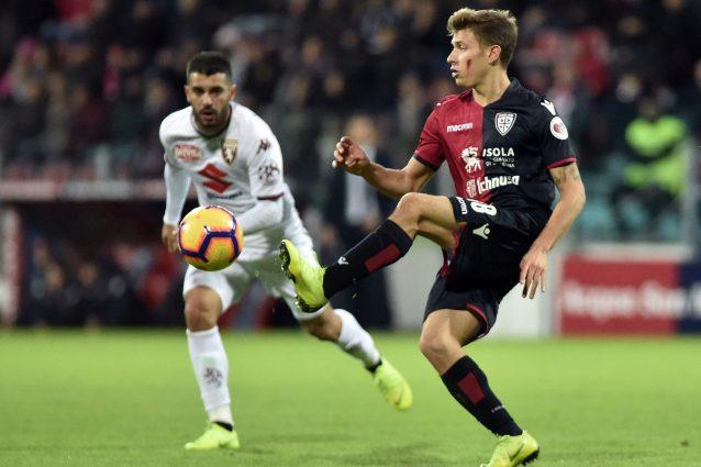 Inter, colpo Barella: nell'affare col Cagliari anche Nandez