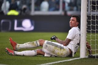Juventus, come sta Mario Mandzukic e quando tornerà in campo