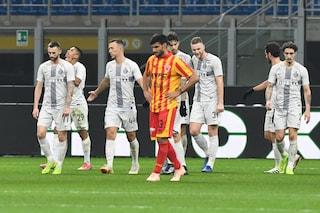 """Coppa Italia, il Benevento non ci sta: """"Candreva è stato più bravo di Mario Merola"""""""
