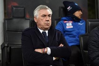 Napoli, l'effetto Ancelotti è già svanito: ad oggi la stagione degli azzurri è un flop