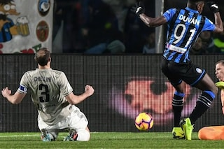Juventus, infortunio di Chiellini: come sta, le condizioni, quando rientra