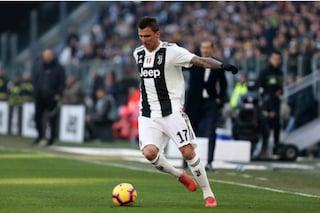 Juve, infortunio per Mandzukic: Supercoppa a rischio