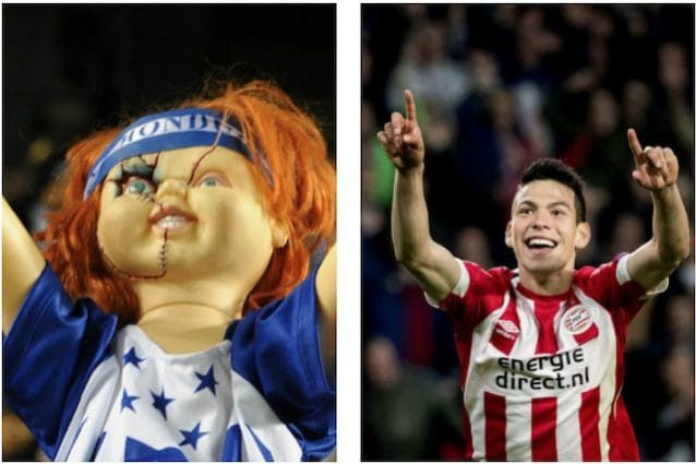 """""""Chucky"""" Lozano"""