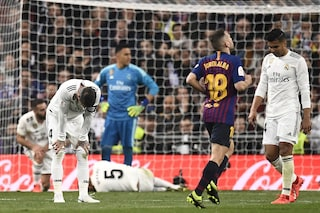 Real Madrid: cosa ha detto e a cosa si riferiva Sergio Ramos in Copa contro il Barcellona