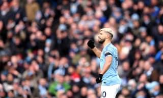 Aguero, record di triplette: il Manchester City umilia Sarri e il Chelsea (6-0)