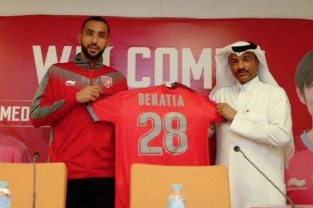 Benatia, nuova vita in Qatar: la presentazione