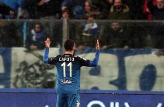 Doppietta di Caputo e l'Empoli rimonta il Chievo (2-2)