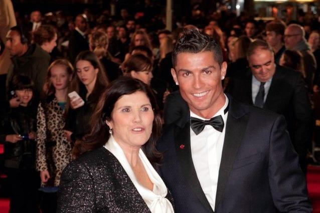 Cristiano Ronaldo, dramma per la madre:
