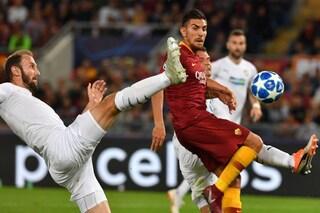 Champions, perché Lorenzo Pellegrini della Roma è meglio di Toni Kroos di Real Madrid