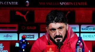 """Gattuso: """"Il Milan è più forte dopo il mercato, Bakayoko deve restare. Con la Roma sarà dura"""""""