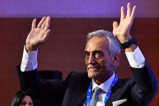 """Il presidente della Figc Gravina: """"Euro 2028 in Italia è più di un'idea"""""""