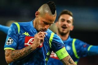 Hamsik come Maradona, è giusto che il Napoli ritiri la maglia 17 del capitano?
