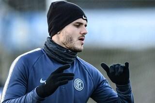 Inter, le ultime notizie sul caso Icardi: l'ex capitano a colloquio con Spalletti