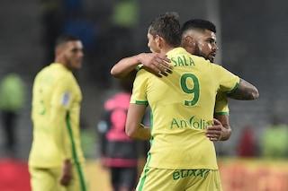 La Francia in lutto per Emiliano Sala: il Nantes ritira la maglia numero 9