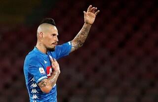 """Hamsik: """"Tornerò a Napoli per il giro di campo, lo scudetto è l'unico rimpianto"""""""