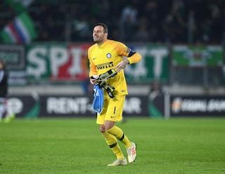 """Inter, i tifosi sono dalla parte di Handanovic: """"C'è solo un capitano"""""""