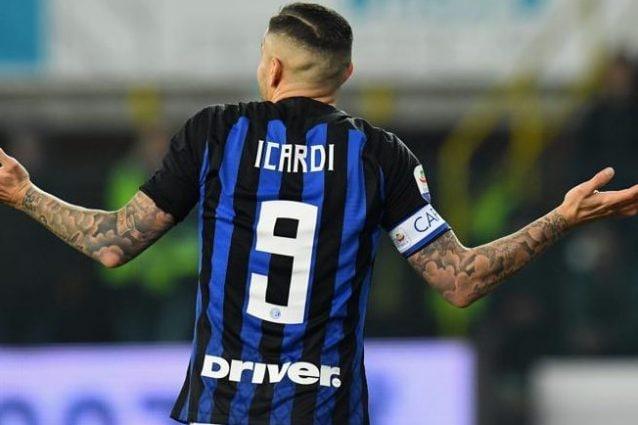 L'Inter ha tolto la fascia di capitano a Icardi