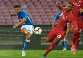 Fiorentina-Napoli, le ultimissime notizie sulle scelte di formazione di Pioli e Ancelotti