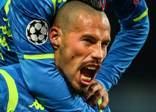 """Napoli sarà sempre casa tua, torna quando vuoi"", De Laurentiis saluta Marek Hamsik"