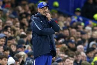 """Chelsea, Sarri: """"Non vorrei giocare contro il Napoli, sarebbe un'emozione troppo forte"""""""