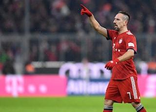"""Bayern Monaco, Ribery: """"Il mio futuro? Lascerò il club da signore"""""""