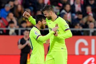 Piquè e Messi, non solo calcio: la loro società ha acquisito i diritti di Coppa Davis