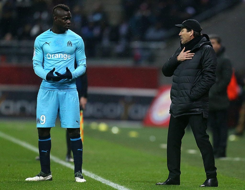 Balotelli a sorpresa: