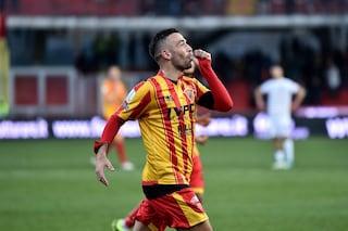 Dopo Lorenzo in gol anche Roberto: doppietta per Insigne junior in Benevento-Venezia 3-0