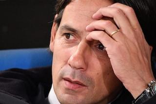 """Lazio in emergenza contro il Genoa, Inzaghi: """"10 giocatori infortunati"""""""