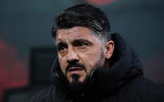 """Milan, Gattuso: """"Il segreto della squadra? Fame, voglia di allenarsi e di stare insieme"""""""